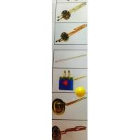 Ηλεκτρική αντίσταση 4 kw για ηλιακό θερμοσ/να  GLASS  Φ 140